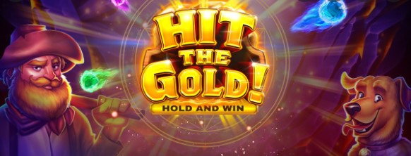 SLOT ONLINE HIT THE GOLD